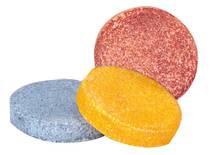 Bathwater Colours, 3 pack, 10 pcs. display