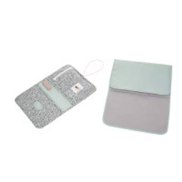 Casual Changing Pouch Dotted offwhite