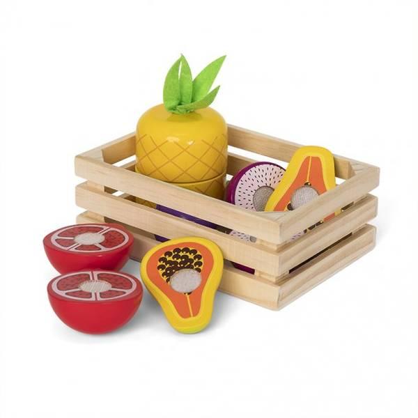 Bilde av 85517 Kurv med eksotisk frukt