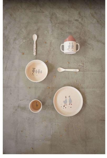 Bilde av Dish Set - Tiny Farmer, Sheep